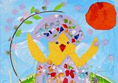 Kinderkunst in Kapellen 0419